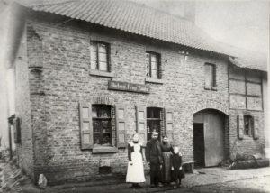 Bäckerei Zander um 1905