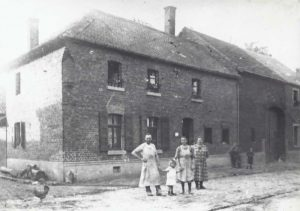 Bäckerei Zander um 1926